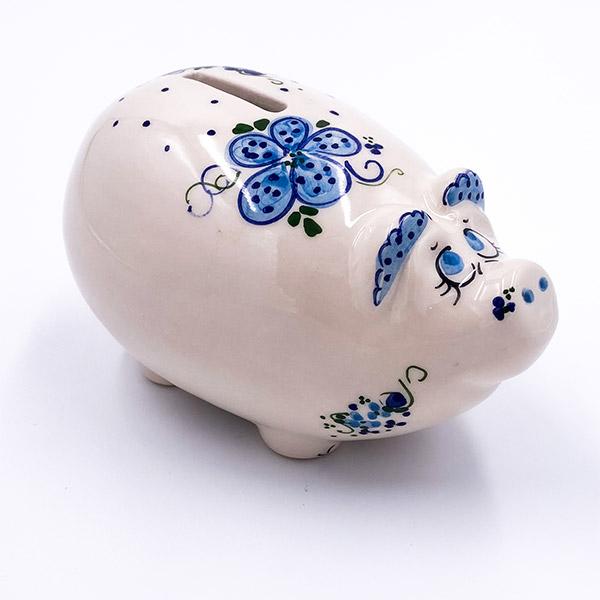 Pujs hranilnik iz keramike