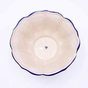 Skledica za najljubši puding. Ročno izdelana, kvalitetna, gospodinjska keramika.